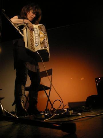 Andrea Parkins Lisbon 2010