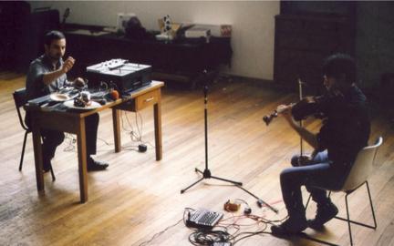 James Rushford & Joe Talia