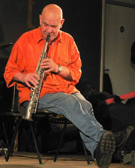 Lol Coxhill © Andy Newcombe Farnborough, UK