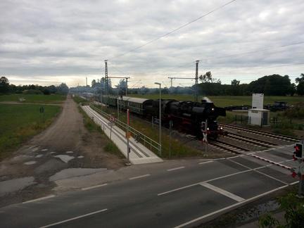 Soundscoop Brandenburg: The Railway Crossing