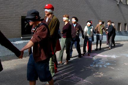 blind walk xi by satyrinae: cc by nc sa