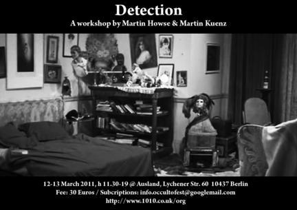 Detection - EVP workshop
