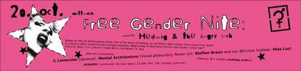 free gender