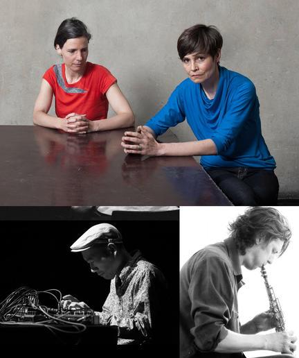 Neumann & Ercklentz (© Antja Weber) / Eubanks & Nakamura