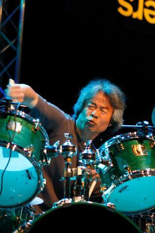 Shoji Hano live at Moers 2007