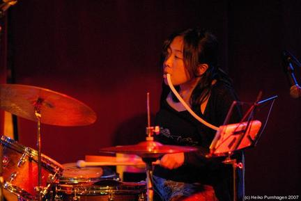 Yuko Oshima ©Heiko Pumhagen